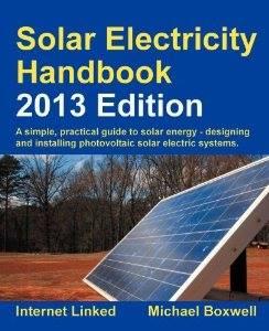 Solar Electricity Handbook 2013