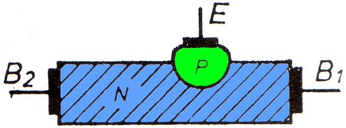 الترانزيستور وحيدة الوصلة