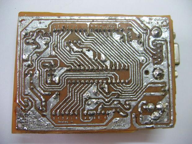 لوح ال PCB