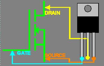 ترانزيستور MOSFT