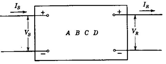الدائرة العامة للخط الكهربي