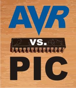 من هو الأفضل الـ AVR أم الـ PIC